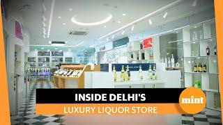 Inside Delhi's first experiential luxury liquor store