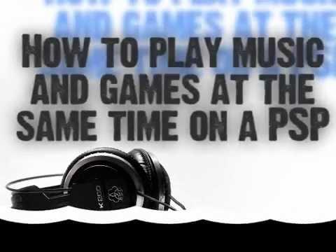 psp custom firmware extender playing music