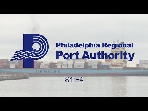 (S1:E4) Port Philadelphia, A Revolutionary View ― Maersk calling PAMT