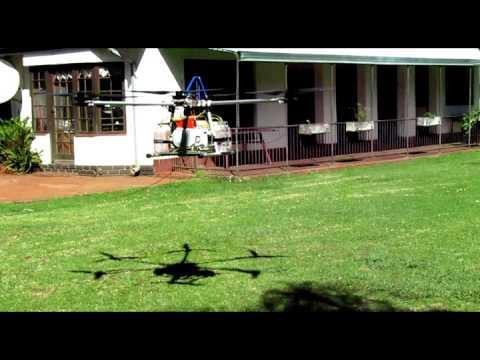 Dragonfly Drones Multirotor Petrol