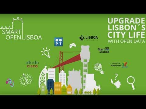 Smart Open Lisboa: Making the future of Lisbon