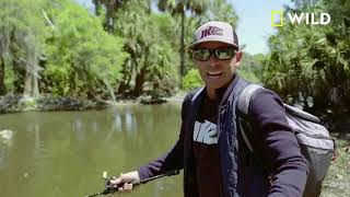 Nat Geo Wild's 'Fish My City' does New Orleans