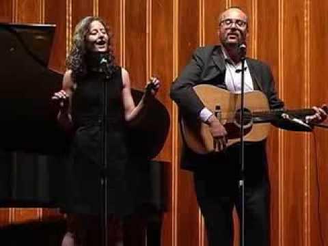 Rebecca Milder & Ethan Bueno de Mesquita:  Milder Musical Arts 35th Anniversary Concert