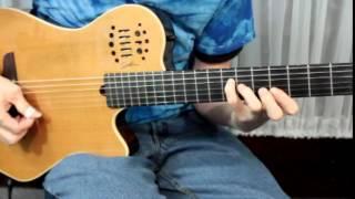Borsalino Guitar Lesson