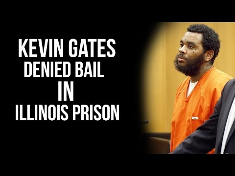 Kevin Gates Denied Bail In ILLINOIS PRISON! & Is He Overlooked?