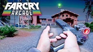 Far Cry 5 - John Wick Stealth Outpost (far Cry Arcade)