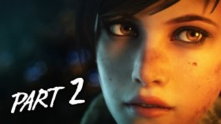 Resident Evil Revelations 2 Episode 2 Walkthrough Gameplay Part 2 - Claire Ending (PS4)