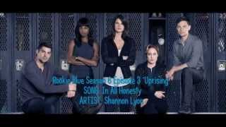 Rookie Blue S06E03 - In All Honesty by Shannon Lyon
