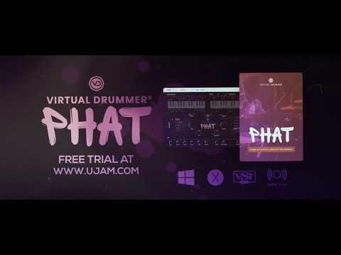 Virtual Drummer Phat Teaser - ujam.com