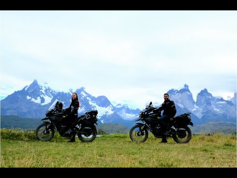 South America Motorcycle Trip Highlights