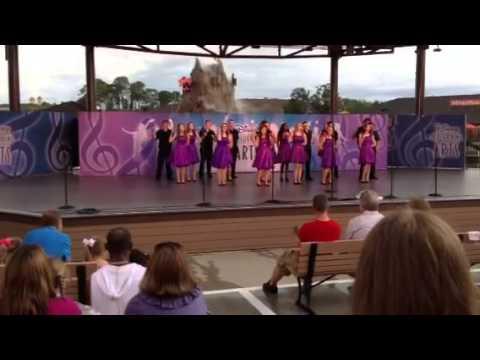 Western Beaver Show Choir sings Kelly Clarkson's Stronger
