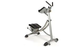 Тренажер для пресса AB COASTER(Тренажер развивает все мышцы брюшного пресса: при работе на нем с прямым положением платформы задействуетс..., 2015-12-04T12:45:58.000Z)