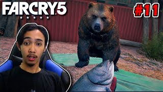 Menjinakan Beruang Super Dewa! - Far Cry 5 Indonesia - Part 11