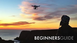 Top Tips on Filming with Drones