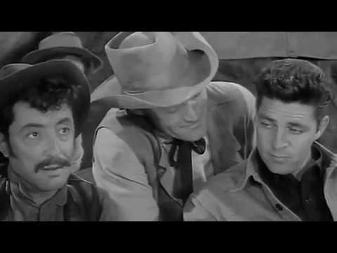 Tales Of Wells Fargo - Sam Bass, S01E10 with Chuck Connors, Michael Landon