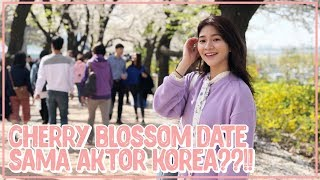 [Ameliyagi] CHERRY BLOSSOMS DATE SAMA AKTOR KOREA??!!