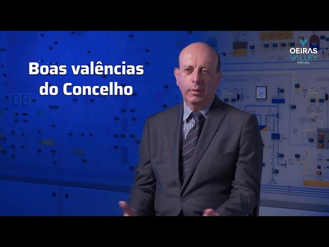 Oeiras Valley | Entrevista ao Prof. Luís Filipe Baptista, presidente da ENIDH| Parte II