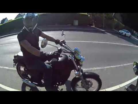 KTM 390 Duke & Gilera Eaglet - ruff ryders' anthem