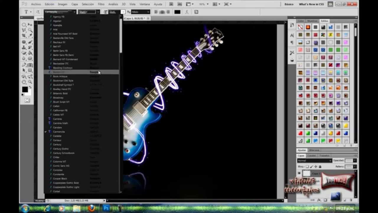 Calar en photoshop - Foros del Web