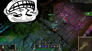 DRILLEPINDEN SHACO (League of Legends) - Mewkel