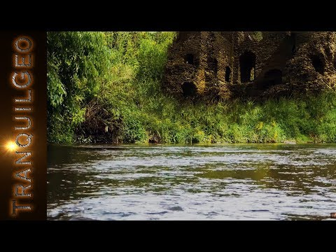 Relaxing Medieval - Ancient Ruin Matte Painting - Relaxing Lute Music From John Dowland TranquilGeo