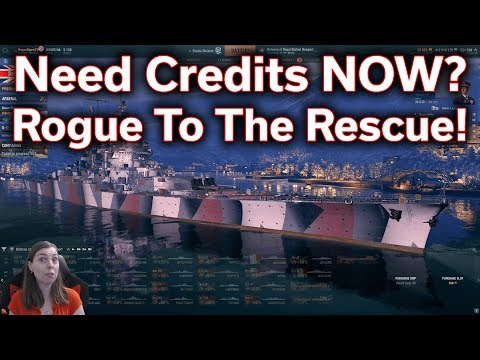 How to get Millions of Credits TODAY - World of Warships