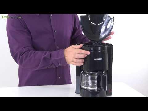 Test: Severin KA 4049 Kaffeemaschine
