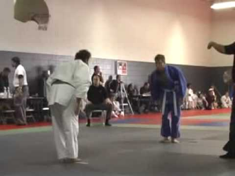 John at the Tennessee Judo Championships.
