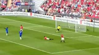 Chelsea (4)2-2(1) Manchester United - Community Shield [9/8/2009]