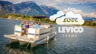 Live Love Levico Terme... Summer in the heart of Valsugana, Italy