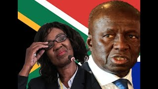 Judge Moseneke Loses His Cool with Mental Health Director!!