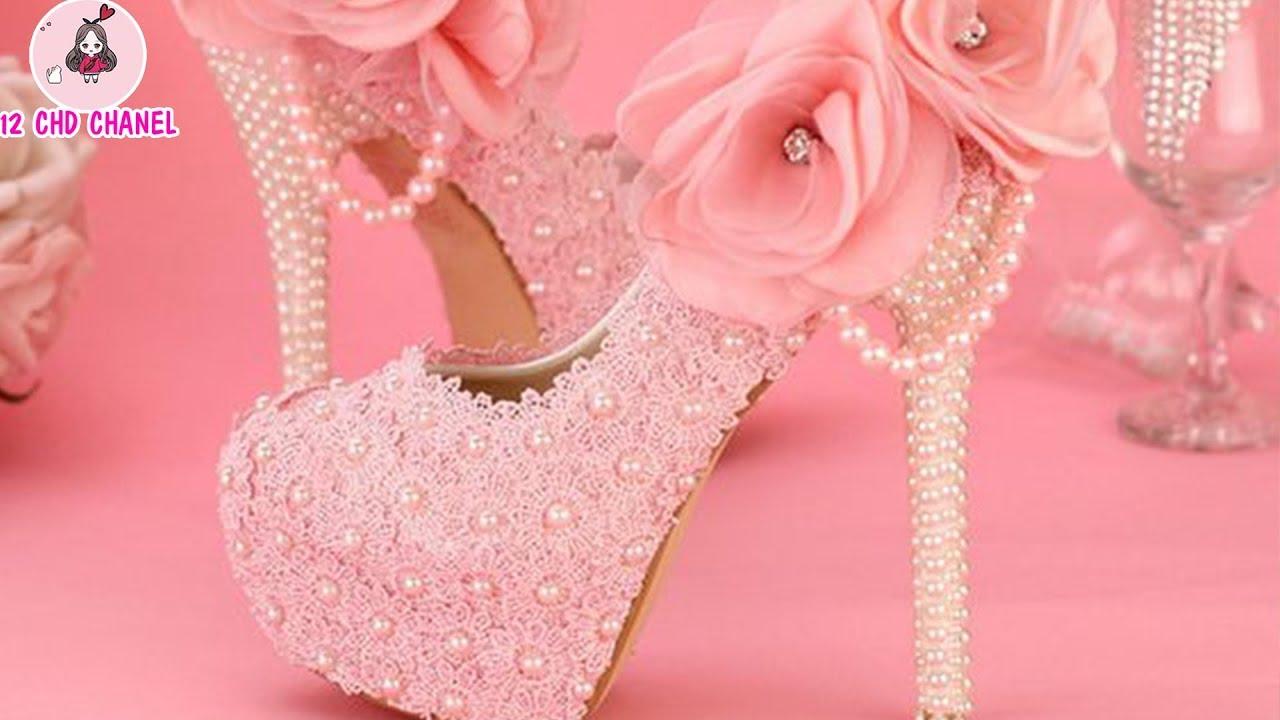 Giày Cao Gót Cô Dâu Của 12 Cung Hoàng Đạo Nữ