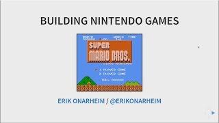 Building Nintendo (NES) Games in 6502
