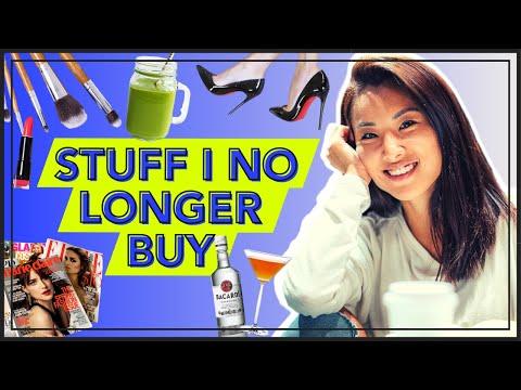 10 Things I No Longer Buy In My 30s (MONEY SAVING IDEAS)