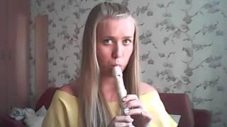 Нарнийская колыбельная блокфлейта