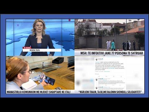 1 Prill, 2020 Edicioni I Lajmeve Ne News24 (Ora 08.30)