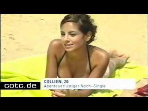 Collien fernandes bikini
