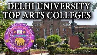 Top 10 Arts Colleges in Delhi University 2019