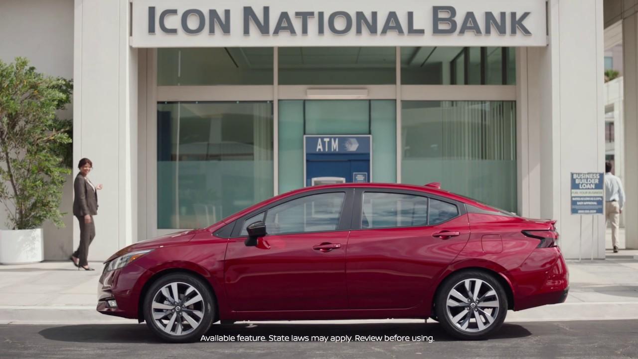 2020 Nissan Versa | Self-Starter