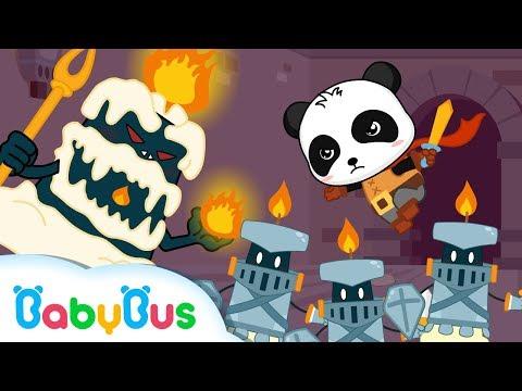 Jack Be Nimble | Nursery Rhymes | Kids Songs | BabyBus