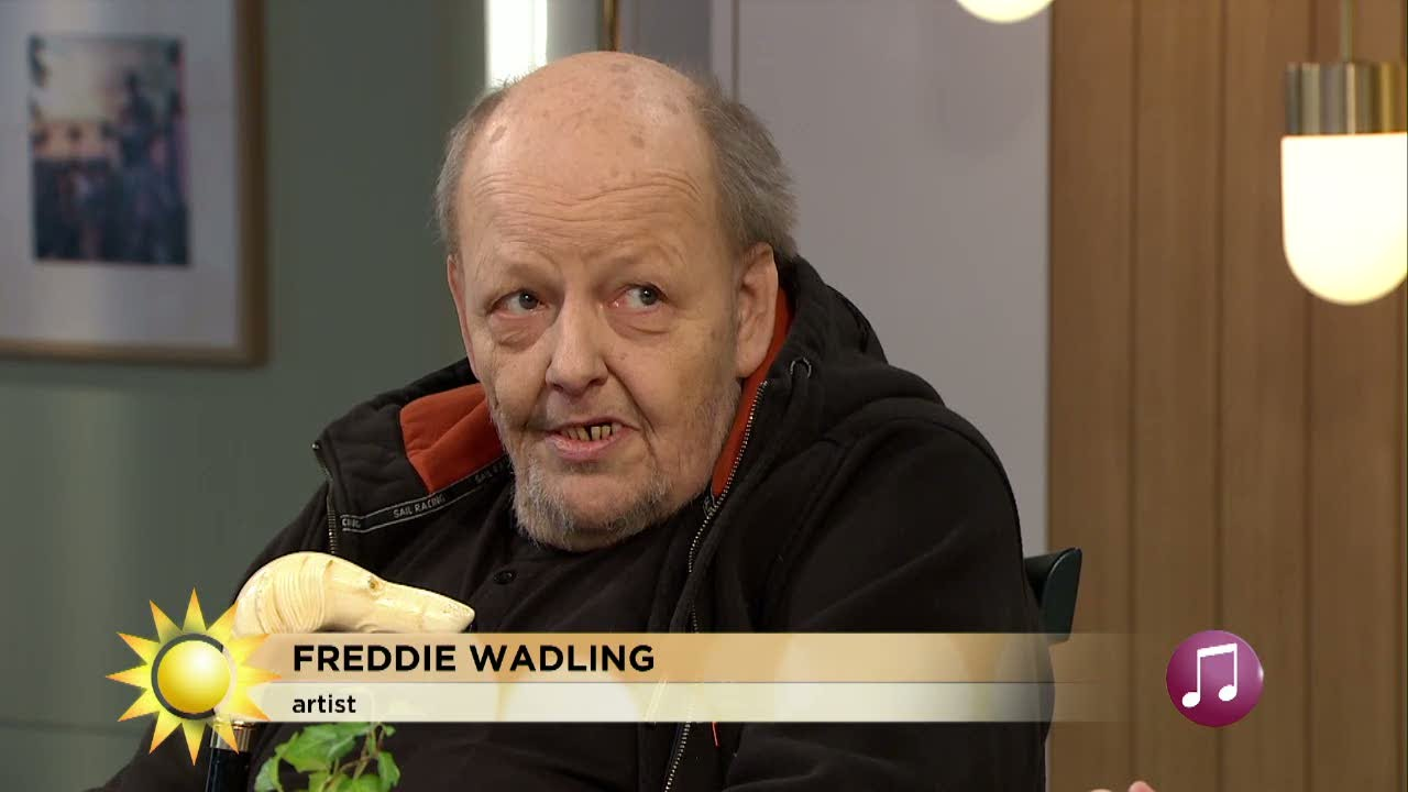 Freddie wadling ar dod