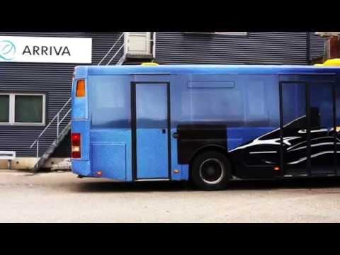 Viasats Formel1-bus