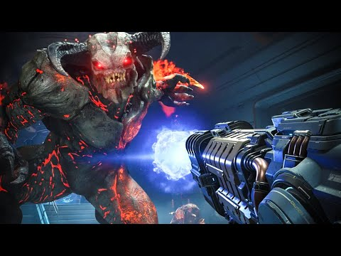 Hands-On With DOOM Eternal - Will It Be Worth The Wait? @ EGX 2019