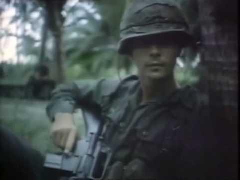 Vietnam War Footage - CRR: Up Around The Bend