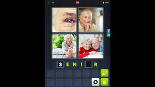 4 Pics 1 Word Level 4401 to 4500 Answers
