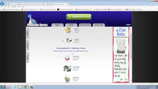 Pokemon Vortex Tutorial: How To Train Your Pokemon 2013