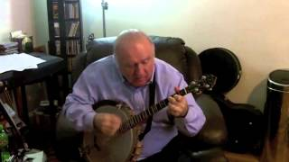 """Old Man Blues"" (Ellington) Eddy Davis-Banjo"