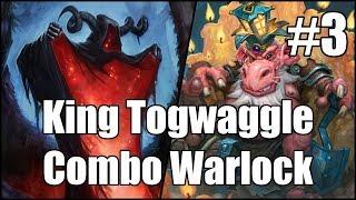 [Hearthstone] King Togwaggle Combo Warlock (Part 3)