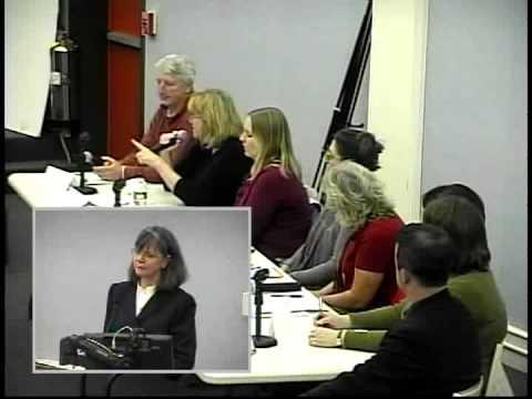 Sanford School Committee Meeting 120511