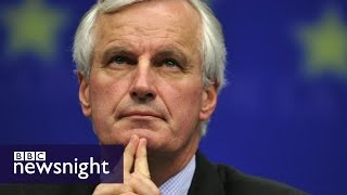Michel Barnier: Profile of the EU